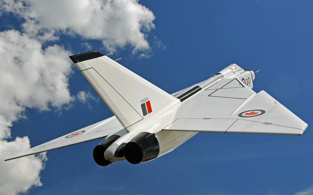 The Redemption of the Canadian Soul: More Lessons from the Avro Arrow.