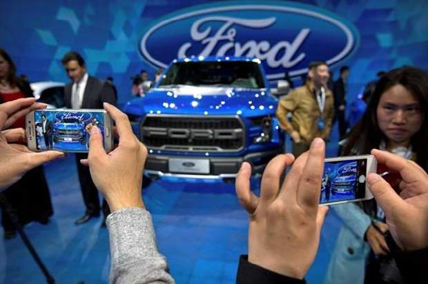 Ford, Chinese partner look at possible electric car venture