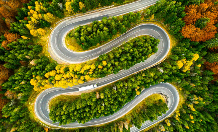 How far has your industry group traveled along the sustainability journey?