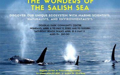 Wonders of the Salish Sea