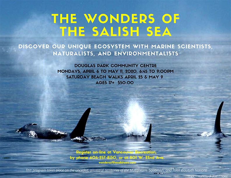 Wonders of the Salish Sea
