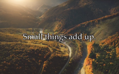Gavin Phillips and Small Things Add Up
